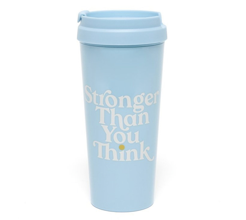 Stronger Than You Think Termal Kupa