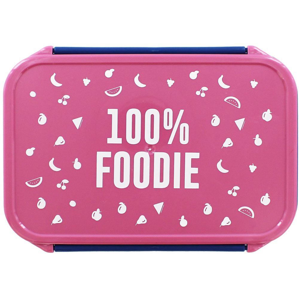 100 Foodie Beslenme Kutusu