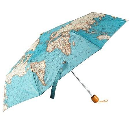 Dünya Haritası Şemsiye