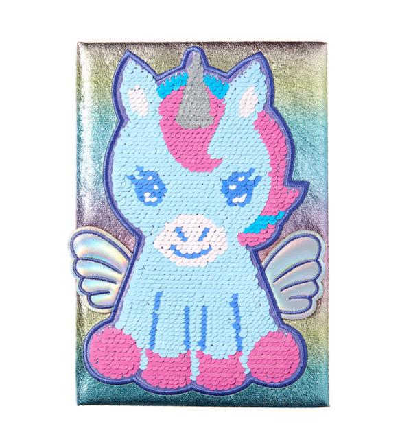 Smiggle Unicorn Defter