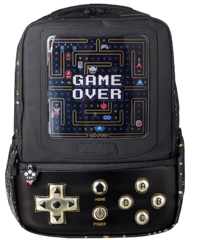 Smiggle Gamer Sırt Çantası